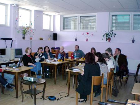 Arbeitskreis Eckenheim zu Gast bei DJR Frankfurt März 2007