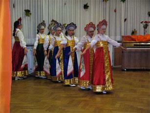 Konzert für Asowo-Kinder am 25.11.2005