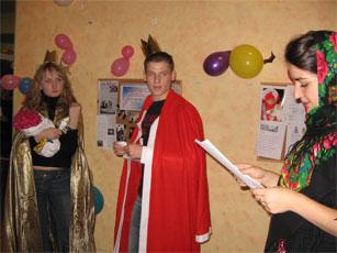 Aufnahme neuer DJR Mitglieder am 05.11.2005