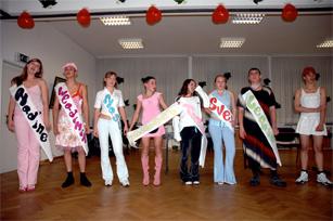 Aufnahme neuer DJR Mitglieder am 30.09.2005