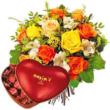 Blumenstrauss zum Muttertag