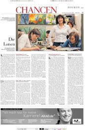 Artikel in der ZEIT vom 14.09.2006, Die Lotsen