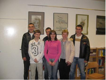 Gründung eine DJR Ortsgruppe in Mühlheim am Main am25.02.2006