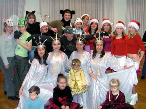 DJR wünscht frohe Weihnachten!