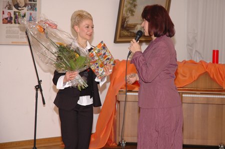Fest für ehrenamtliche Mitarbeiter 2007