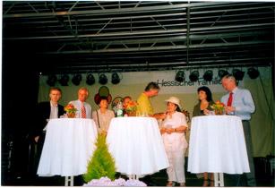 DJR Frankfurt beim Hessischen Familientag 2005 in Hofgeismar