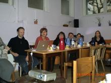 Besuch von den Studenten der Fachhochschule Januar 2007