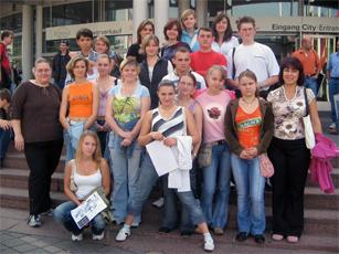 Ausflug zur IAA 2005