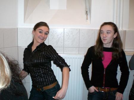 Kosmetik Seminar am Mädchen Tag März 2007