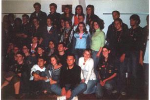 Treffen des Bundes der Pfadfinderinnen und Pfadfinder am 07.10.2005