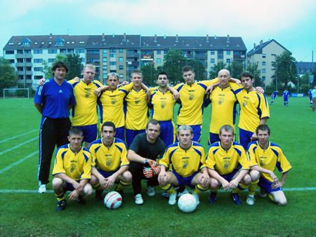 DJR Union beim Landmanns Cup 2006 in Führt