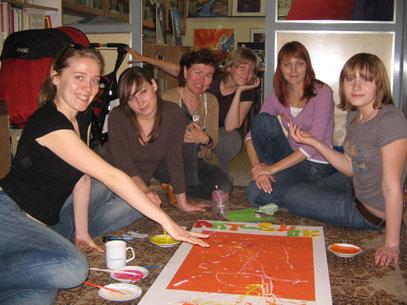 Kunstgruppe Artischok