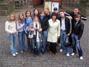 Ausflug nach Marburg am 28.10.2005