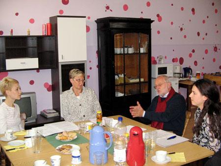 Treffen mit Vertretern aus Mühlheim am 30.05.2006