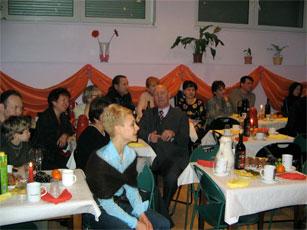 Musikabend für ehrenamtliche Mitarbeiter am 28.01.2006