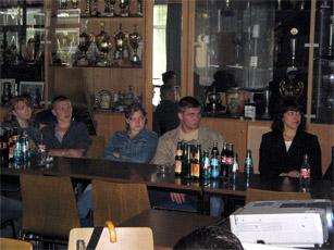 Treffen mit den Vertretern der Stadt Obertshausen