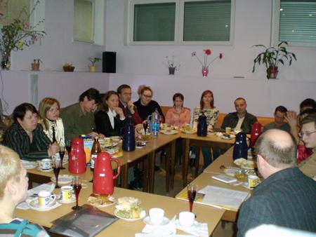Vorstand- und Teamsitzung am 28.03.2007
