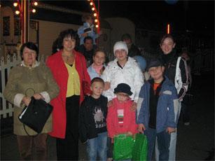 Ausflug in den Zirkus am 06.11.2005